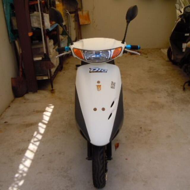 ホンダ(ホンダ)の実働 ライブディオ(J) AF34 2ストローク 50ccスクーター 自動車/バイクのバイク(車体)の商品写真