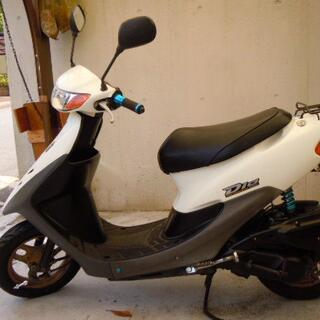 ホンダ - 実働 ライブディオ(J) AF34 2ストローク 50ccスクーター