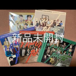 SEVENTEEN - SEVENTEEN ひとりじゃない CD
