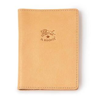 イルビゾンテ(IL BISONTE)のIL BISONTE  新品パスポートケース(旅行用品)