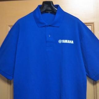 ヤマハ(ヤマハ)の未使用 ヤマハ YAMAHA  レーシング ポロシャツ (装備/装具)