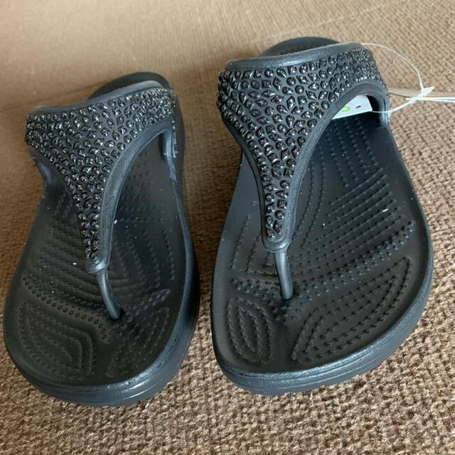 crocs(クロックス)のCROCSレディースサンダル レディースの靴/シューズ(サンダル)の商品写真