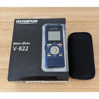 オリンパス(OLYMPUS)のOLYMPUS ICレコーダー ボイスレコーダー V-822(その他)