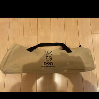 ドッペルギャンガー(DOPPELGANGER)のDOD バッグインベッド タン(寝袋/寝具)