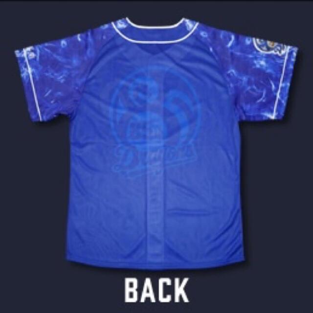中日ドラゴンズ(チュウニチドラゴンズ)の新品♩昇竜ユニフォーム 中日ドラゴンズ 2021 スポーツ/アウトドアの野球(応援グッズ)の商品写真