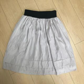 インディヴィ(INDIVI)のインディヴィ スカート(ひざ丈スカート)