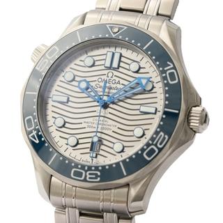 オメガ(OMEGA)のオメガ OMEGA シーマスター コーアクシャル 腕時計 メンズ【中古】(その他)