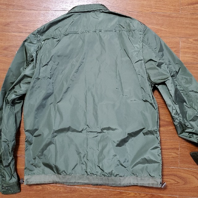 MONCLER(モンクレール)のモンクレール ジャケット サイズ2 グリーン メンズのジャケット/アウター(ナイロンジャケット)の商品写真