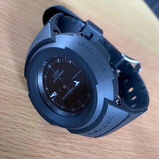 ジーショック(G-SHOCK)のCASIO G-SHOCK Gショック AW-500BB-1EJF 新品(腕時計(アナログ))