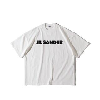 Jil Sander - ◎商品仕様【新品】JIL SANDER ロゴ プリント コットン Tシャツ M