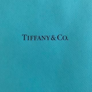 ティファニー(Tiffany & Co.)のTiffanyショッパー2点(ショップ袋)
