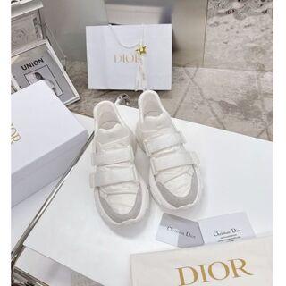 Dior スニーカー 35-40(セミシングルベッド)