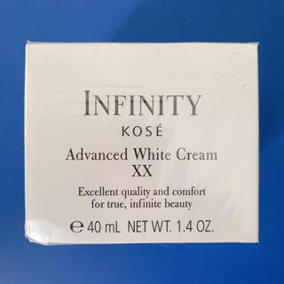 インフィニティ(Infinity)のKOSE インフィニティ アドバンスト ホワイト クリーム XX 40g 本体(フェイスクリーム)