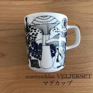 marimekko - marimekko マリメッコ  ヴェルイェクセトゥ  マグカップ  限定品