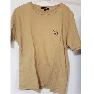 ワンポイント 半袖Tシャツ 古着