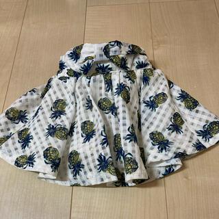 エフオーキッズ(F.O.KIDS)のパンツ付きスカート(スカート)