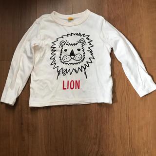 mou jon jon - 未使用品 ムージョンジョン 長袖 ロングTシャツ カットソー 120