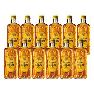 ウイスキー角瓶 700ml 12本 1ケース(ウイスキー)