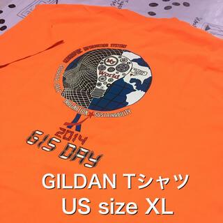 GILDAN - 【レア】US古着 XL ビッグサイズ GILDAN Tシャツ