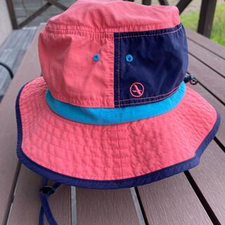 エーグル(AIGLE)のAIGLE キッズ帽子(帽子)