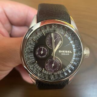 DIESEL - ★中古品 ディーゼル 腕時計 5BAR ★