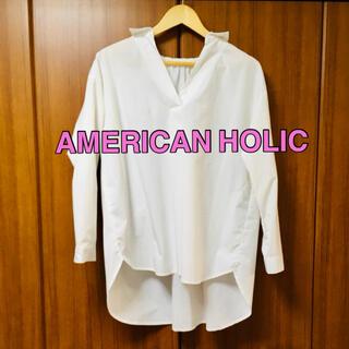 American Eagle - アメリカンホリック ブラウス