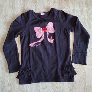 mikihouse - 長袖Tシャツ 130cm ミキハウス