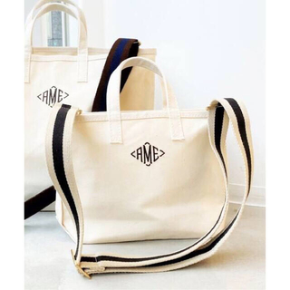 L'Appartement DEUXIEME CLASSE - 【AMERICANA/アメリカーナ】 AME Tote Bag Mini