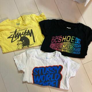 ステューシー(STUSSY)のold stussy kids 120 Tシャツ(Tシャツ/カットソー)