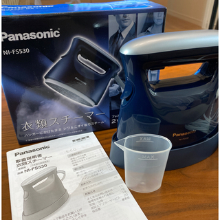 Panasonic - 衣類スチーマー Panasonic NI-FS530