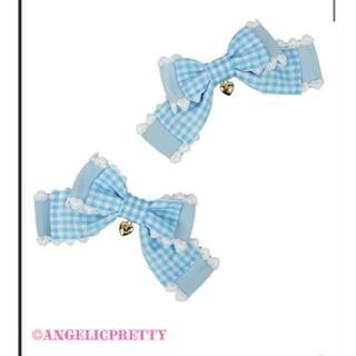 アンジェリックプリティー(Angelic Pretty)のLovelyギンガムクリップSet(その他)