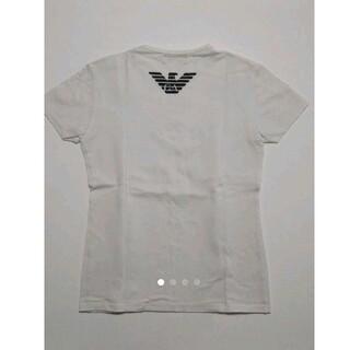 Emporio Armani - EMPORIO ARMANI 白 Tシャツ Mサイズ