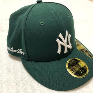 ニューエラー(NEW ERA)の●7 1/2 aime leon dore new era hat green(キャップ)