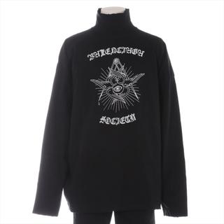 バレンシアガ(Balenciaga)のバレンシアガ  コットン XS ブラック メンズ その他トップス(その他)