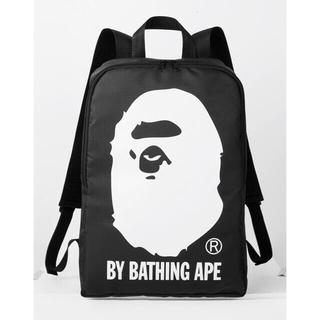 アベイシングエイプ(A BATHING APE)のBAPE◆A BATHING APE◆猿顔◆バッグパック/リュック◆付録(バッグパック/リュック)