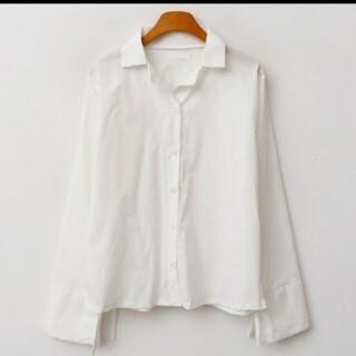 エンビールック(ENVYLOOK)のエンビールック 白シャツ(シャツ/ブラウス(長袖/七分))