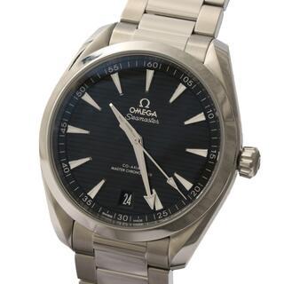 オメガ(OMEGA)のオメガ OMEGA シーマスター アクアテラ 腕時計 メンズ【中古】(その他)