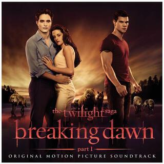 Twilight Saga: Breaking Dawn Part 1(映画音楽)