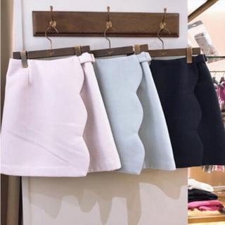 Noela - 台形スカラップスカート♡トランテアン ジルバイジルスチュアート スナイデル