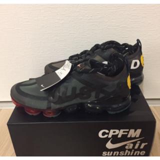 CPFM × NIKE WMNS AIR VAPORMAX 2019 27(スニーカー)