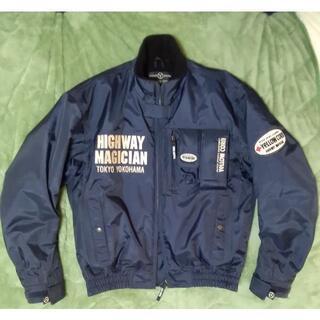 イエローコーン(YeLLOW CORN)のイエローコーン 冬 ジャケット ネイビー M(装備/装具)