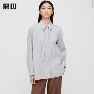 UNIQLO - UNIQLO U オーバーシャツ