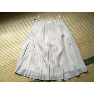 アリスバーリー(Aylesbury)のAylesbury プリーツスカート 匿名配送(ひざ丈スカート)