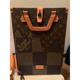 LOUIS VUITTON - LOUIS VUITTON/NIGOミニトート/ショルダー N40355