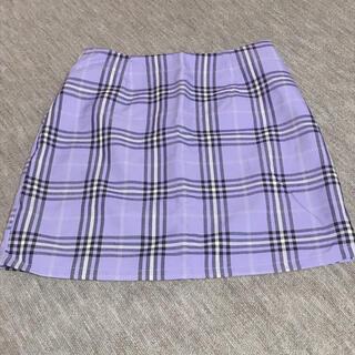 スピンズ(SPINNS)の台形スカート(ミニスカート)