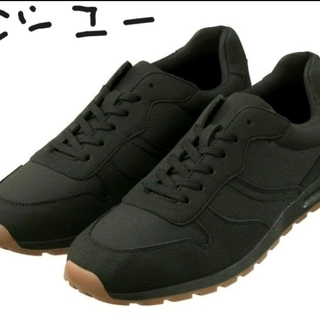 ジーユー(GU)のGU ジョグスニーカー シューズ スニーカー 靴 ランニング スポーツ ジーユー(スニーカー)