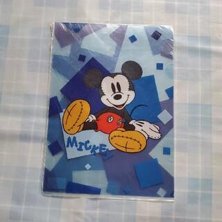 ミッキーマウス - ディズニーランド ミッキーマウス クリアファイル