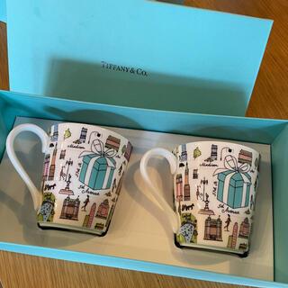 Tiffany & Co. - Tiffany ペアマグカップ