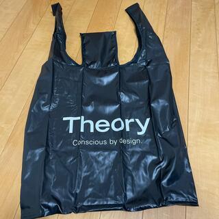 セオリー(theory)のセオリー エコバッグ ノベルティ 非売品(エコバッグ)