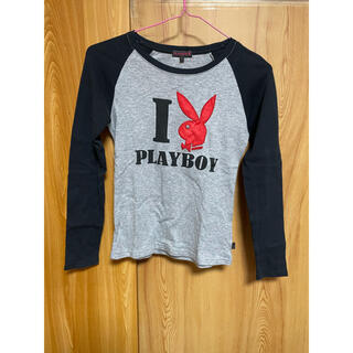 プレイボーイ(PLAYBOY)のプレイボーイ 長袖ロンT (Tシャツ(長袖/七分))